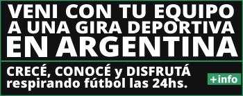 Gira Deportiva por Argentina