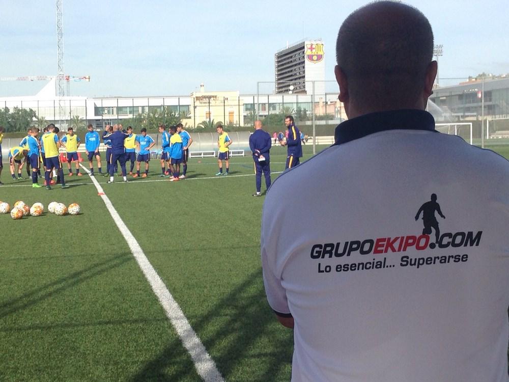 GrupoEkipo en España, continuamente aprendiendo